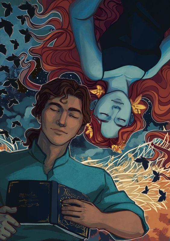 Le faiseur de rêves : Lazlo et Sarai