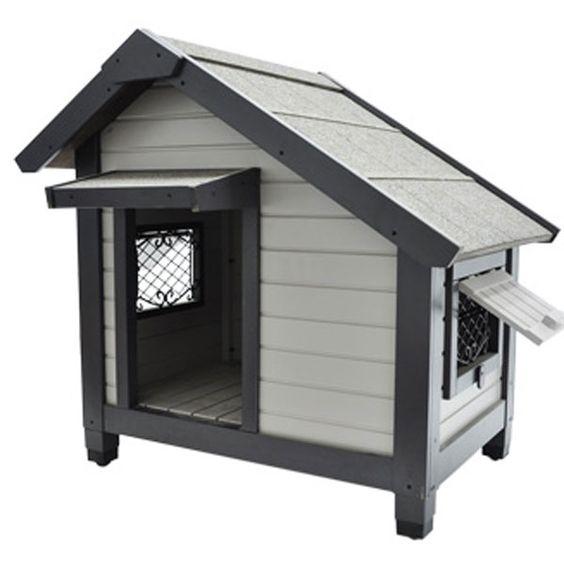 Fabrication niche pour chien pour choisir une niche for Choisir une antenne tv exterieure