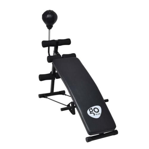 Adjustable Incline Curved Workout Fitness Sit Up Bench Exercise Muscle Indoor Ebay Curves Workout Bench Workout Benches For Sale