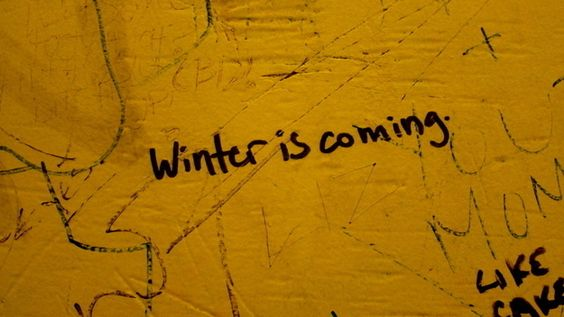 The seasonal forecast. | 20 Types Of Bathroom Graffiti You'll Only See In Britain