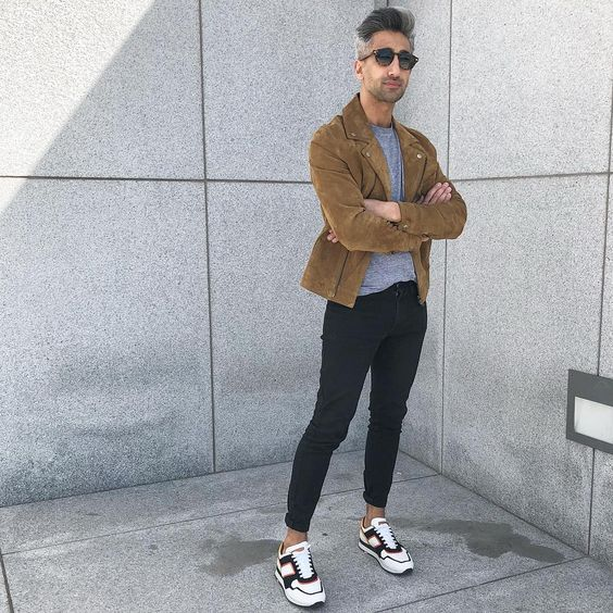 10 Times Tan From 'Queer Eye' Schooled You In Spring Style