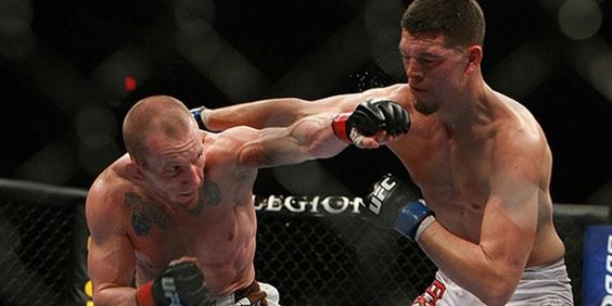 Nate Diaz vs Gray Maynard Trilogy Match Up Added to TUF 18 Finale - http://www.scifighting.com/nate-diaz-vs-gray-maynard-trilogy-match-added-tuf-18-finale/