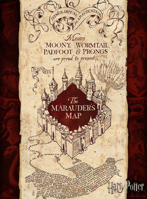 Harry Potter Marauder S Map 1000pc Jigsaw Puzzle By Aquarius Harry Potter Marauders Map Harry Potter Wallpaper Harry Potter Marauders