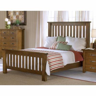 Hillsdale Outback Slat Bed Set - 4321BQRS - Hillsdale Furniture
