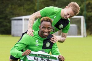 Leigh Griffiths may have to wait for Celtic return