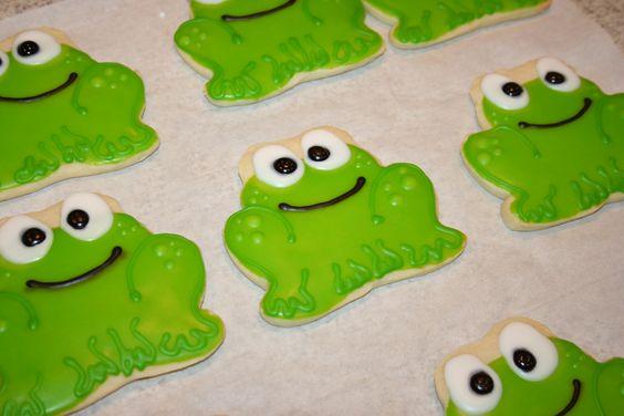Froggies!