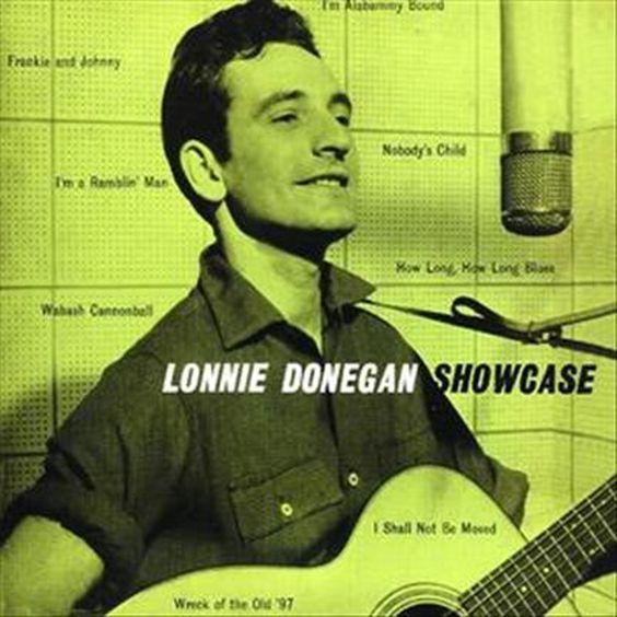 Lonnie Donegan - Showcase