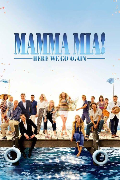Mamma Mia Here We Go Again 2018 Full Movie Hd Free Download Dvdrip Peliculas Completas En Castellano Ver Peliculas Completas Películas Completas