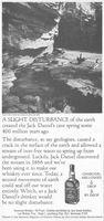 Jack Daniel's Cave Spring 1983 Ad Picture