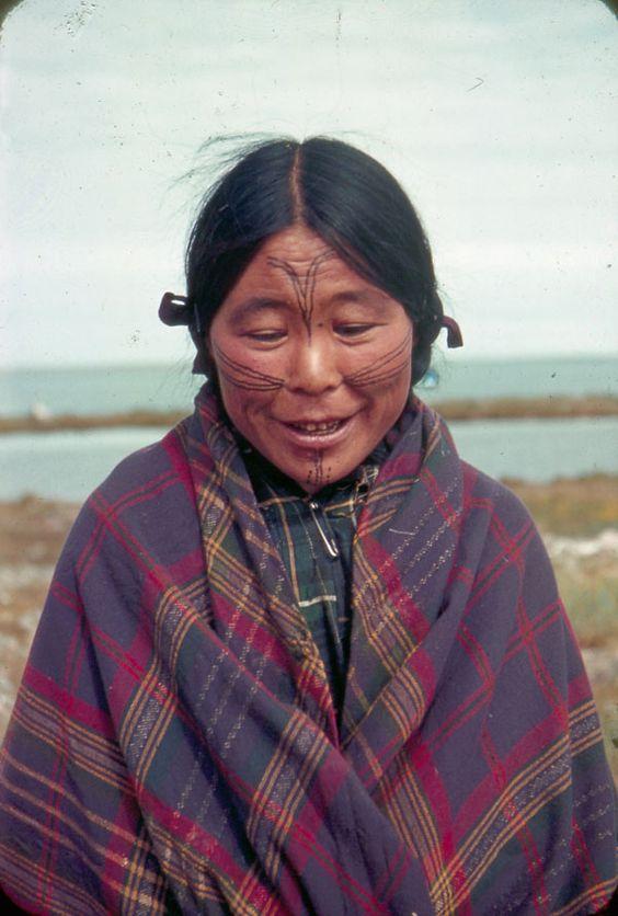Tatuaggi Inuit