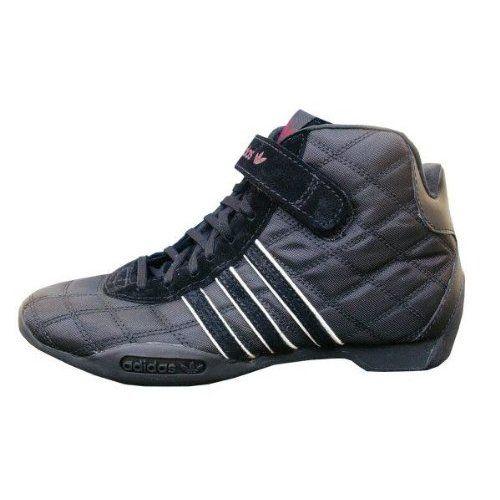 adidas baskets cuir top ten hi sleek he