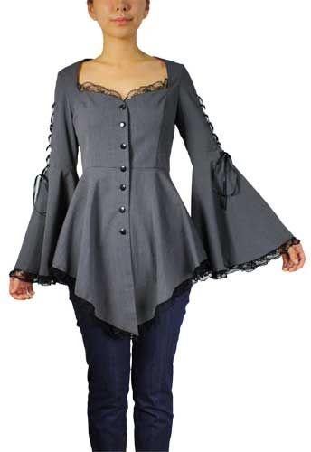 steampunk plus size clothing | pinterest | size clothing, sleeve