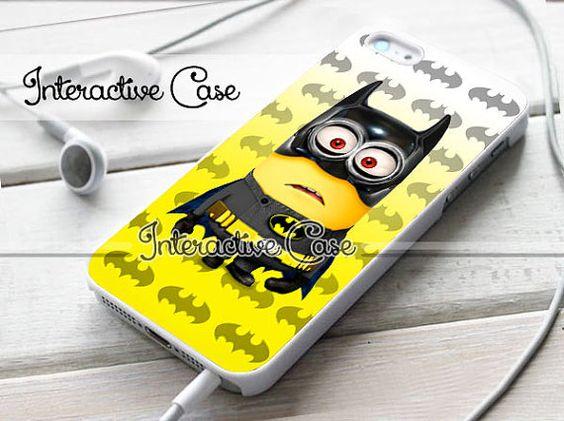 Funny Batminion Design  iPhone 4/4s/5/5s/5c by InteractiveCase, $15.50