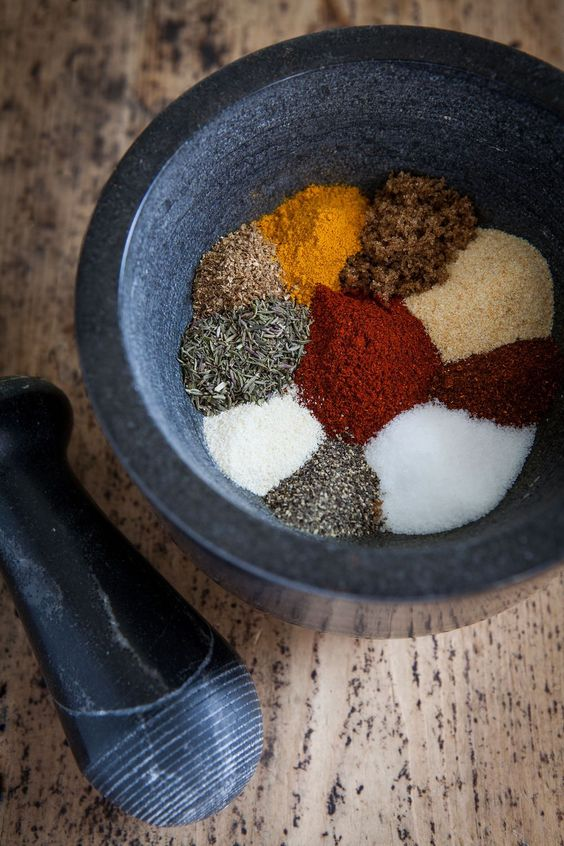 Mary Grill Tips - Make Your Own Rub