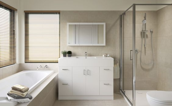 Laundry Basin Bunnings : Harmony - Bathroom Inspiration package at Bunnings Warehouse ...