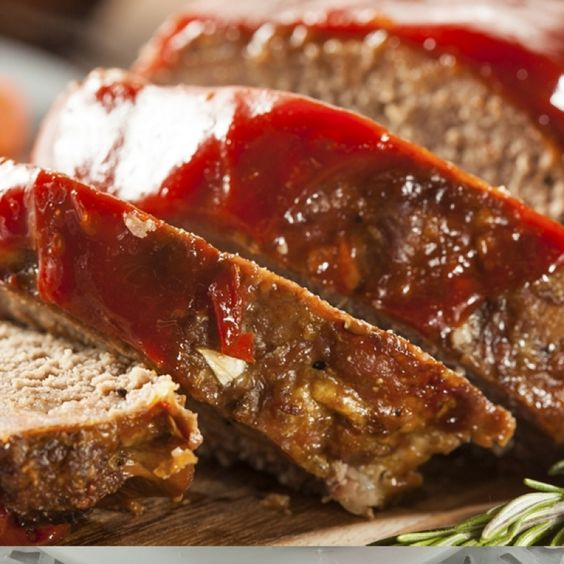 A Simple And Delicious Recipe For Ground Beef Meatloaf