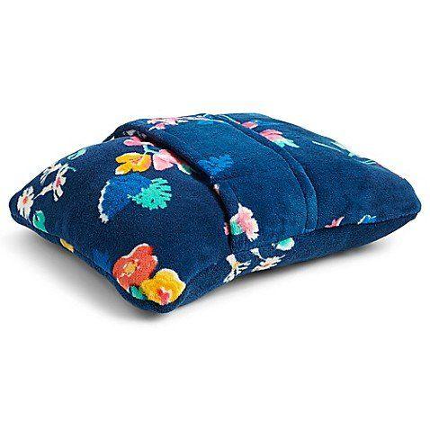vera bradley reg fleece travel blanket