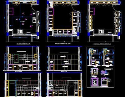 Modular Kitchen Design Detail Size 13 X15 In 2020 Kitchen Design Kitchen Layout Plans Kitchen Cabinet Layout