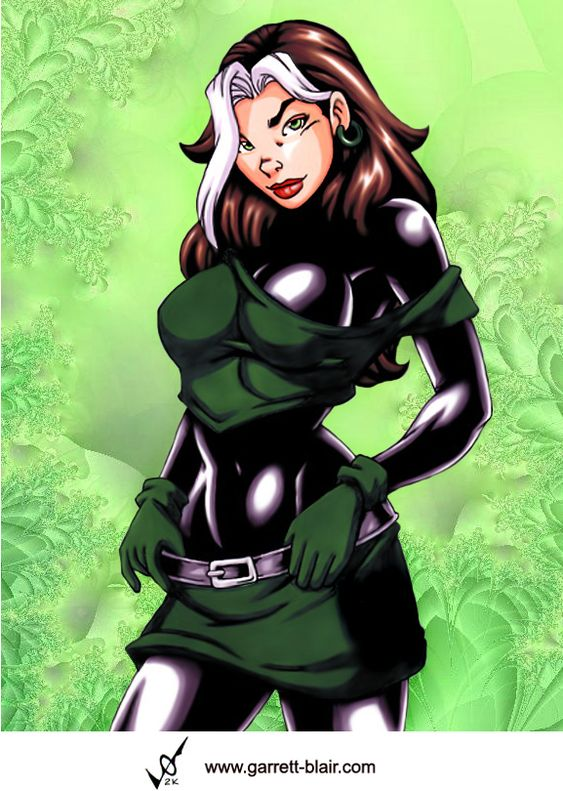 Rogue 2 by Garrett Blair by Mythical-Mommy.deviantart.com on @deviantART