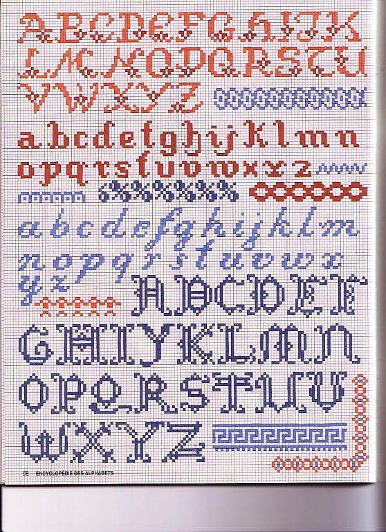 Imagen De Letras Pequenas En Punto De Cruz Imagui Cross Stitch Fonts Cross Stitch Alphabet Cross Stitch Kits