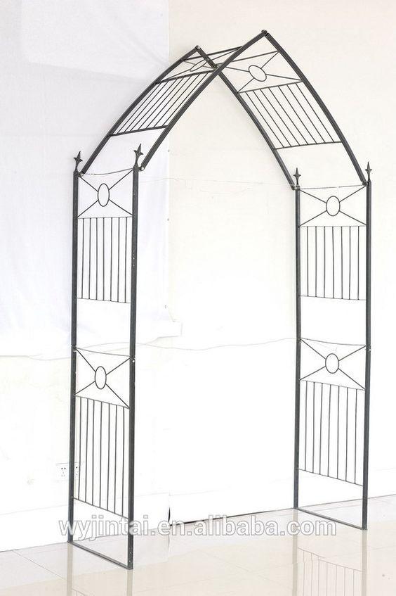 Metal Decoration Wedding Arch For Sale - Buy Decoration Wedding ...