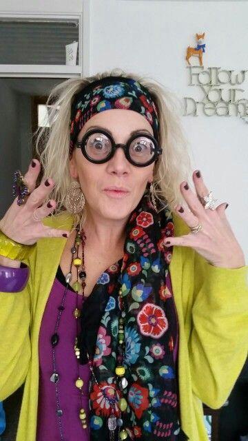 professor trelawney diy harry potter costumes popsugar