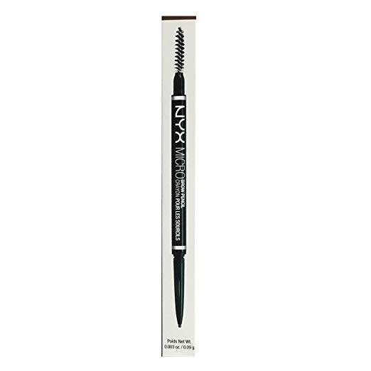 Nyx Professional Makeup Micro Brow Pencil Ash Brown 0 003 Oz 09g Lisa Allen F Best Eyebrow Products Best Eyebrow Pencils Nyx Professional Makeup