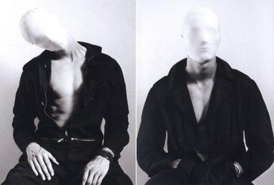 Fashiontography: Faceless Maison Martin Margiela