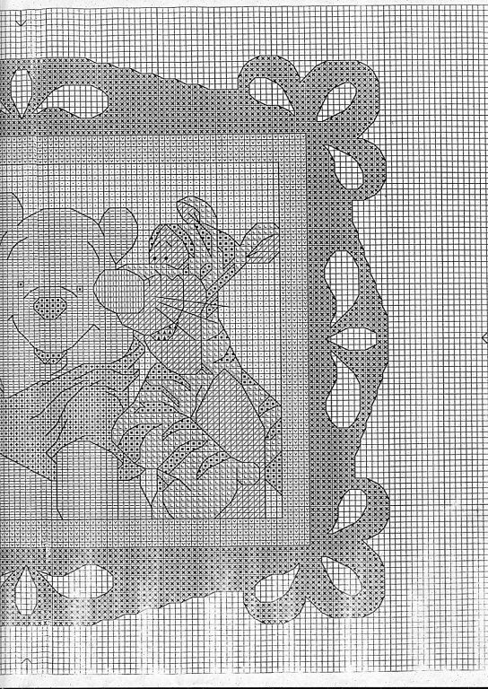 Pooh & Friends Framed Portrait 2 of 3