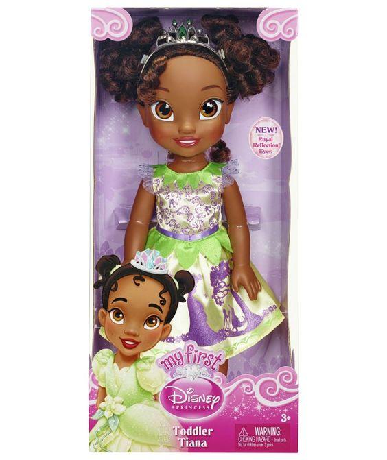 Buy Disney Princess Toddler Cinderella Doll At Argos Co Uk: Buy Disney Princess Tiana Toddler Doll At Argos.co.uk