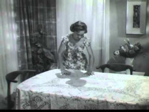 Machine Washing Women Vintage Commercial 1950s 1960s