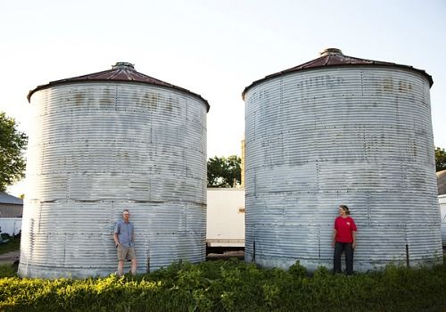 Breaking Through Concrete: Building a Urban Farm Revival