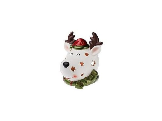 Home Reflections Porcelain Holiday Luminary-Home and Garden Design Ideas!