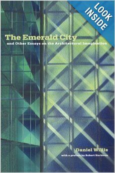 architectural city emerald essay imagination other