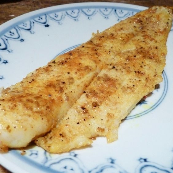 Simple pan fried fish with indian spices recipe for Good side dishes to serve with a fish fry