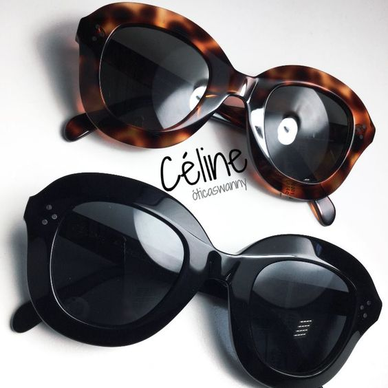 O Céline Lola é o must have do momento! Vem garantir o seu  www.oticaswanny.com  #oticaswanny #celine #celineworld #celinelola