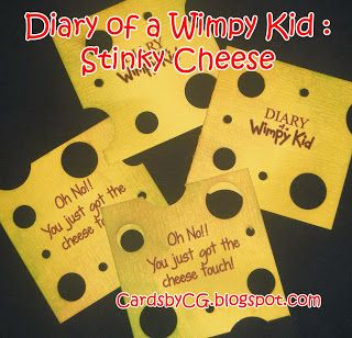 Diary Of A Wimpy Kid Eating Cheese