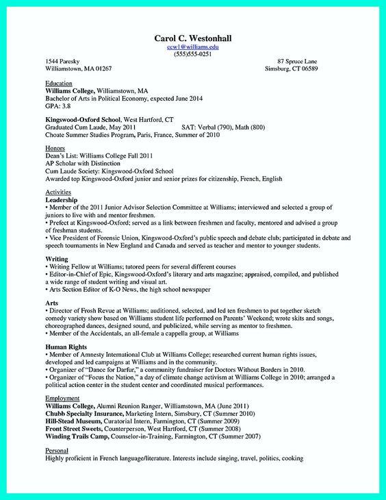 nice Brilliant Corporate Trainer Resume Samples to Get Job - park ranger resume