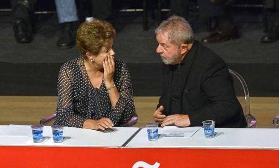 Post  #FALASÉRIO!  : DILMA, LULA/PT E O ESTELIONATO ELEITORAL...A PALAV...