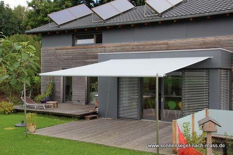die besten 25+ sonnenschutz terrasse ideen auf pinterest ... - Sonnensegel Terrasse Sonnenschutz
