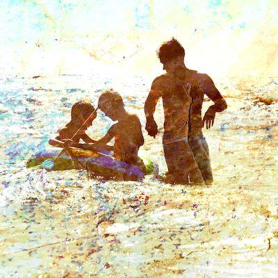 ©Aurélia Jaeger - Et d'une chanson d'amour   La mer   A bercé mon cœur pour la vie  (Charles Trenet)