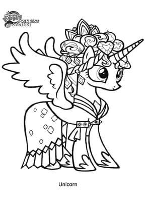 Gambar Mewarnai Unicorn Lucu : gambar, mewarnai, unicorn, Gambar, Kartun, Unicorn, Untuk, Mewarnai-, Mewarnai, Mermaidhello, Kitty, Frozenponyprincesscarsbarbie, Download, Mewarnai,, Gambar,