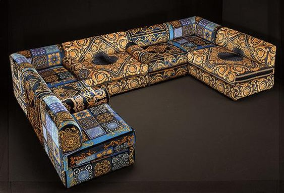 Contemporary Double Bed   Versace Home | Bed Contemp U0026 Modern | Pinterest |  Double Beds, Versace And Contemporary