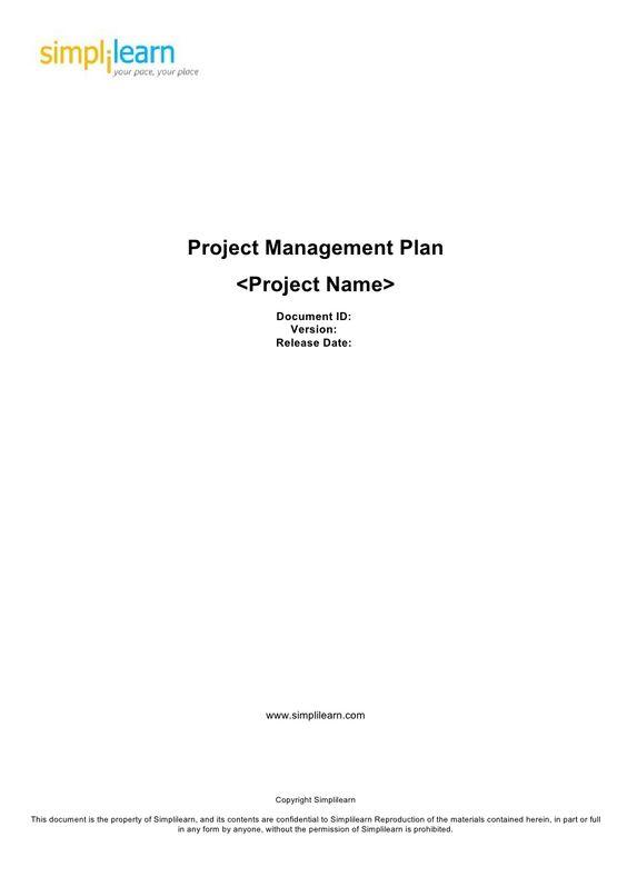 Modelos, Gerenciamento de projetos and Projetos on Pinterest - release plan template