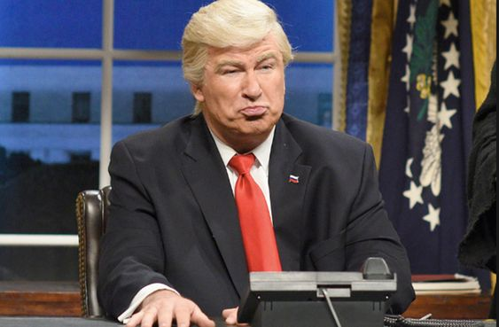 Donald Trump is right about Alec Baldwin. | The New Republic
