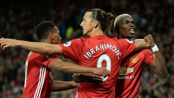 Paul Pogba of Manchester United comfortable in 'skin of a star' - Jose Mourinho…