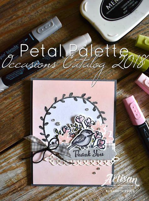 Seeing Ink Spots: Petal Passion Suite