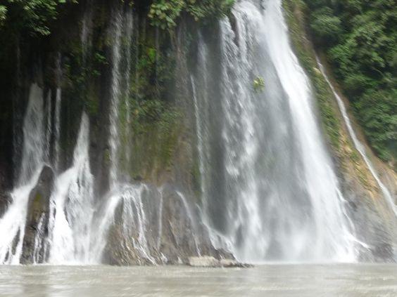 One of my favourite places, the Pongo de Mainique