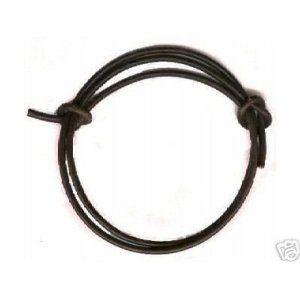 Mens Brown Adjustable 3.0mm Thick Leather Cord Surf Bracelet or Anklet Everything Else