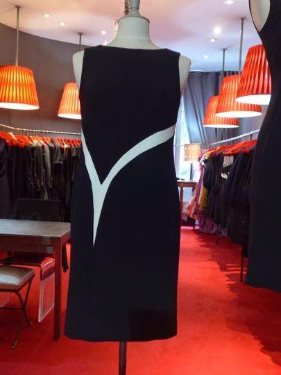 Marcy Tilton shopping in Paris